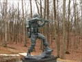 Image for BAR On The Beach Memorial - 5th Marine Division