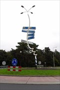 Image for Signpost Pole - Stroe, NL