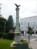 Image for Cherry Valley Sailors and Soldiers Monument - Cherry Valley, NY