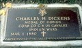 Image for Charles H. Dickens AKA John Coleman-Worcester, MA