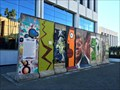 Image for LONGEST -- Stretch of Berlin Wall outside Germany - Los Angeles, CA