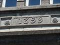 Image for 1899 -  Former Telegraaf Building in Hasselt, Limburg / Belgium
