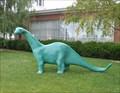 Image for Little America Dinosaur