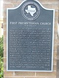 Image for First Presbyterian Church of Mount Pleasant