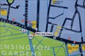 Image for You Are Here - De Vere Gardens, London, UK