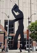 Image for Hammering Man - Seattle, WA