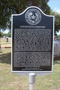 Image for Covington Cemetery
