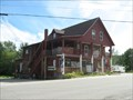 Image for Sweeney, J. S., Store, Barn, Livery and Hall - East Charleston, Vermont