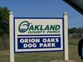 Image for Orion Oaks Dog Park - Orion, MI