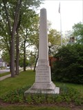 Image for Soldiers, Sailors, & Marines Monument, Tonawanda, NY