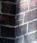 Image for Cut Bench Mark - Westcott Road, London, UK
