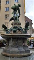 Image for Gänsediebbrunnen, Dresden, Germany
