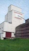 Image for Saskatchewan Wheat Pool Elevator - Parkside Saskatchewan