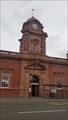 Image for Nottingham Station Clock - Carrington St - Nottingham, Notinghamshire