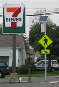 Image for Solar Powered Crossing Sign - San Leandro, CA