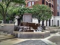 Image for Fountain at Bartlesville Plaza - Bartlesville, OK USA