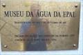 Image for Museu da Água da EPAL - Lisboa, Portugal