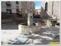Image for Fontaine de la place des Ormeaux - Manosque - France