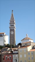 Image for Bell Tower of St. George's Parish Church in Piran, Slowenia