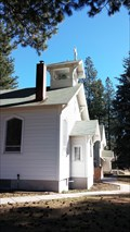 Image for Our Lady of Mt. Carmel Bell Tower - Chiloquin, OR