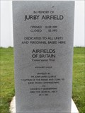 Image for Jurby Airfield (RAF Jurby) Memorial - Jurby, Isle of Man
