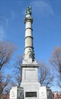 Image for Soldiers' and Sailors' Monument, Boston Common