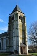 Image for Le Clocher de l'Église Saint-Martin - Yvrench, France