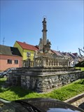 Image for Marian Column - Velesin, Czech Republic
