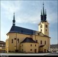 Image for Kostel Sv. Jakuba Staršího / Church of St. James the Greater - Príbram (Central Bohemia)