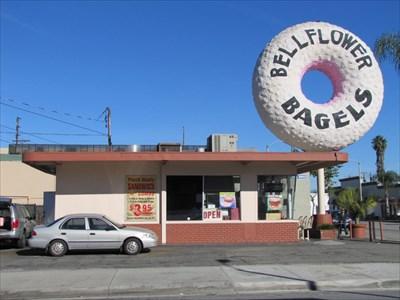 Bellflower Bagels, Pane 3, Bellflower, California