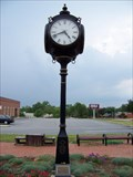 Image for Town Clock Rockingham, NC