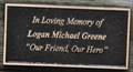 Image for Logan Michael Greene ~ Memphis, Tennessee