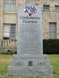 Image for Confederate Veterans - Comanche, TX