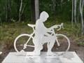 Image for Le Cycliste - Trois-Rivières, Québec
