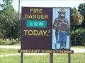 Image for Smokey Sign - LaBelle, FL