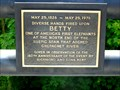 Image for Memorial to Betty (Little Bett) the Elephant - Chepachet, RI