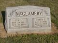 Image for 101 - Iva L. McGlamery - Fairlawn Cemetery - Stillwater, OK