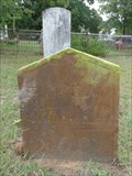 Image for Edward Tisdale - Chinn's Chapel Cemetery - Copper Canyon, TX