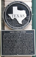 Image for David Love Store