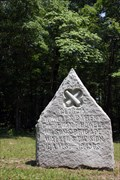 Image for Howell's Georgia Battery Marker - Chickamauga National Battlefield
