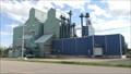 Image for LONGEST - Remaining Row of Grain Elevators in Alberta