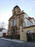 Image for Church of St John of Nepomuk  - Praha, CZ