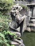 Image for Löwenstatuen an der Feenteichbrücke - Hamburg, Germany