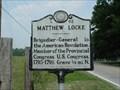 Image for Matthew Locke, L-62