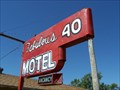 Image for Fabulous 40 Motel - Adrian, TX