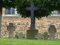 Image for Churchyard Cross at St. Walburgis church, Gelsdorf - RLP / Germany