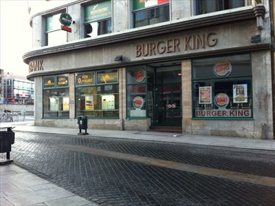 burger king leipziger stra e halle germany burger. Black Bedroom Furniture Sets. Home Design Ideas
