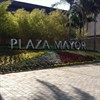 Plaza Mayor Garden Sign, Medellin, Colombia
