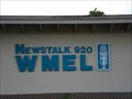 "Image for ""The Talk to Me Station AM 920 WMEL""-Melbourne, FL"
