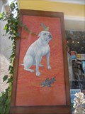 Image for Dog, Parakeet and Fish Mosaic Mural  -  San Diego, CA